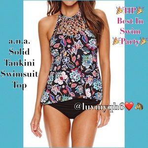 a.n.a. Tankini Swimsuit Top 🎉HP🎉